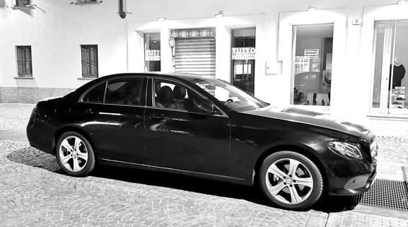 Noleggio auto con conducente Milano Lugano